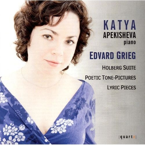 Grieg: Holberg Suite: Poetic Tone-Pictures; Lyric Pieces [CD]
