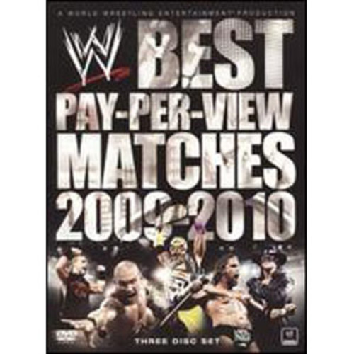 WWE: The Best Pay-Per-View Matches 2009-2010 [3 Discs] DD2