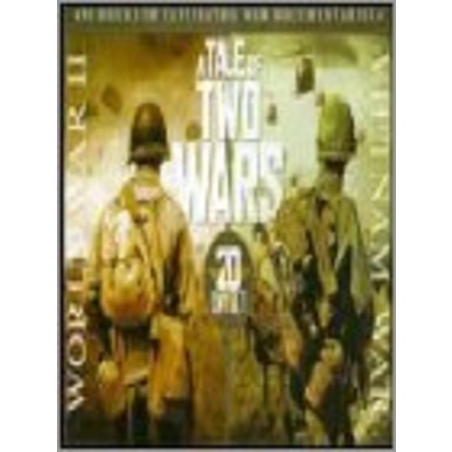 Tale Of Two Wars: Wwii & Vietnam (20pc) (DVD) (Boxed Set)