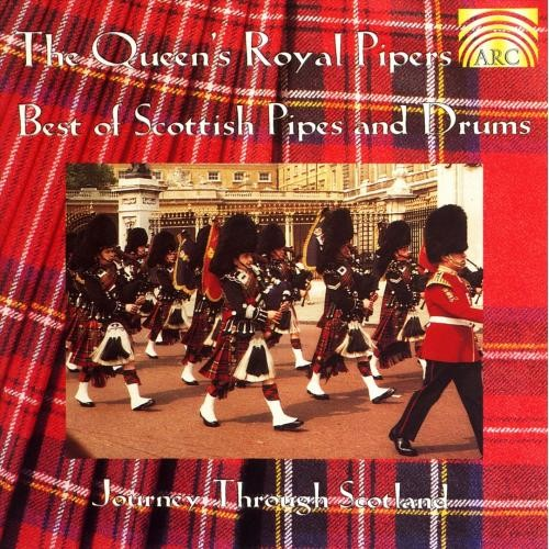 Journey Through Scotland [CD]