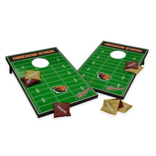 NCAA Oregon State University Field Tailgate Toss Cornhole Game