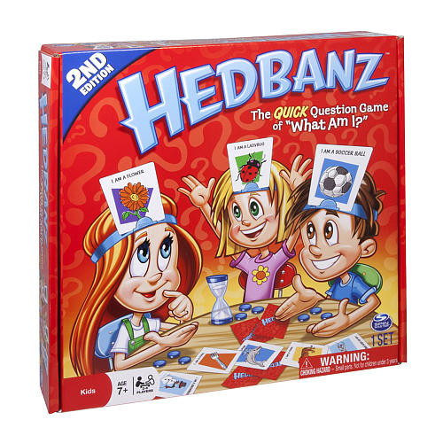 Hedbanz Guessing Game