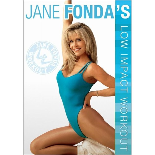 Jane Fonda: Low Impact Workout [DVD] [1986]