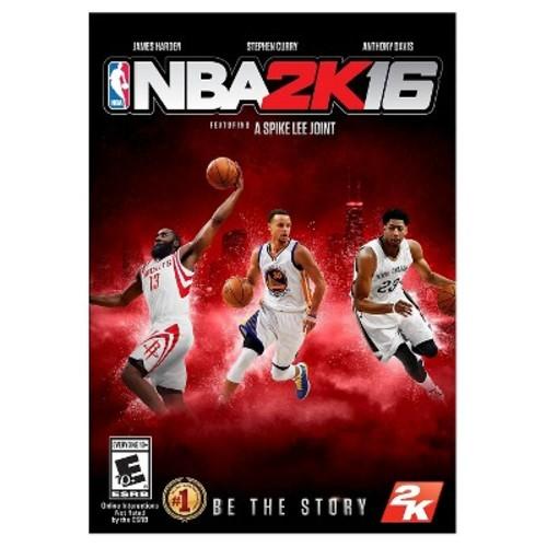 NBA 2K16 - Electronic Software Download (PC Game)