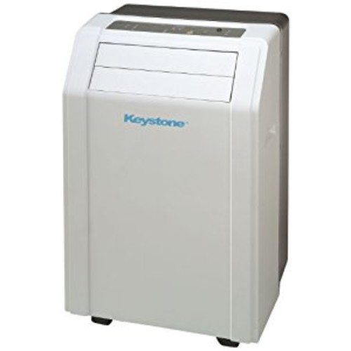 Keystone KSTAP12A 12,000 BTU 115-Volt Portable Air Conditioner with
