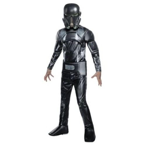 Boys' Star Wars Rogue One Death Trooper Deluxe Costume