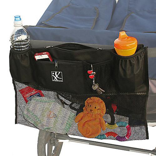 J.L. Childress Double Cargo Double Stroller Organizer