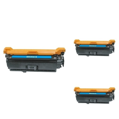Insten Cyan Non-OEM Toner Cartridge Replacement for HP
