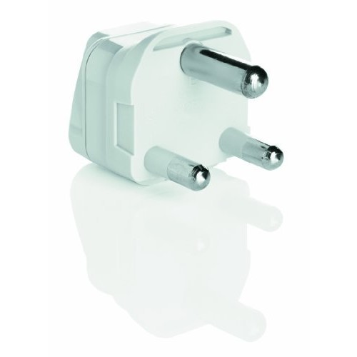 Travel Smart by Conair Grounded Adapter Plug - South Africa [South Africa]