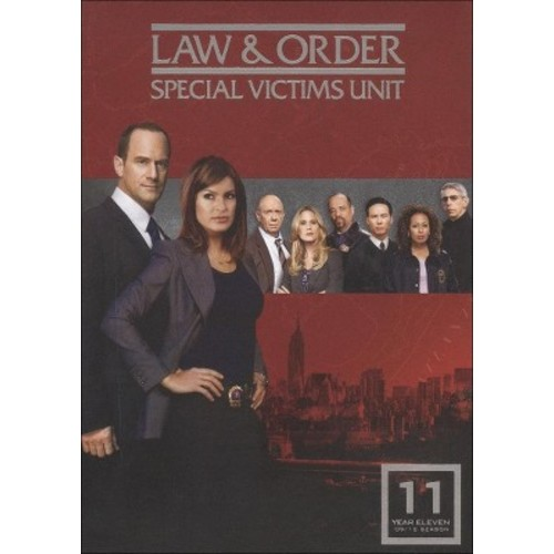 Law & Order: Special Victims Unit - Year Eleven [5 Discs]