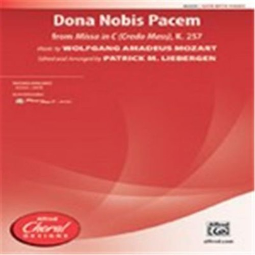 Alfred Dona Nobis Pacem - Choir (LFR8210)