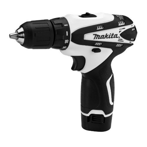 Makita FD02W 12V max Lithium-Ion Cordless 3/8-Inch Driver-Drill Kit [Driver-Drill kit]