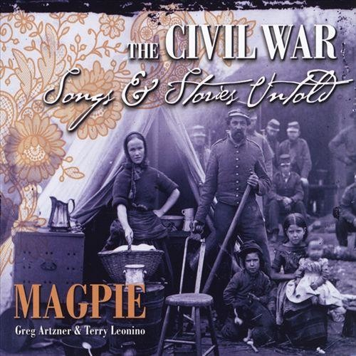 Civil War: Songs & Stories Untold [CD]