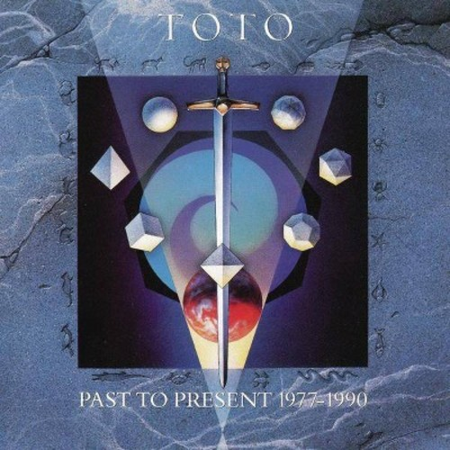 Toto - Toto Past To Present 1977-1990