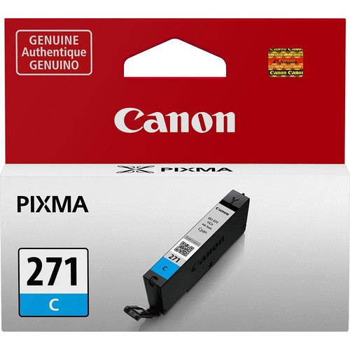 Canon - CLI-271 Ink Cartridge - Cyan