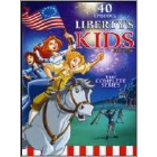 Liberty'S Kids: The Complete Series (4 Disc) (4 Disc) (Boxed Set) (DVD)