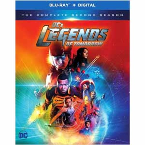 DC's Legends of Tomorrow: The Complete Second Season [Blu-Ray] [Digital]