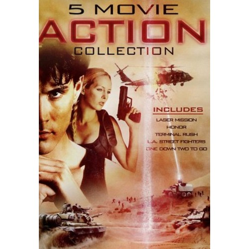 5 Movie Action Collection: Volume 2 [DVD]