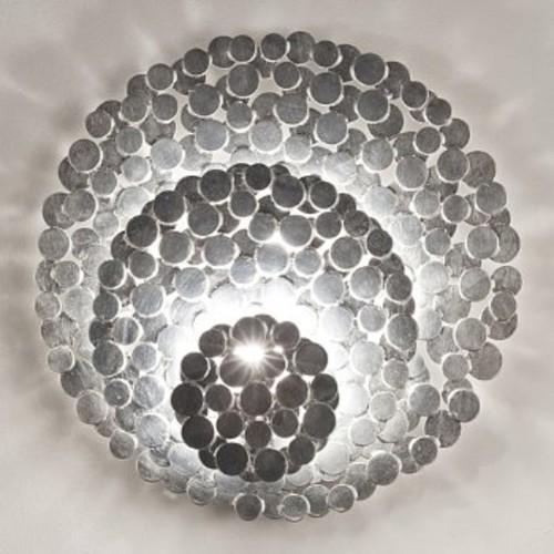 Tresor Wall Sconce [Finish : Silver]