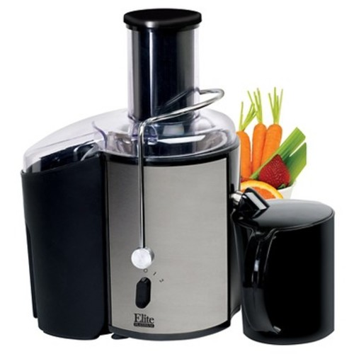 Elite Platinum 2 Speed Whole Fruit Stainless Steel Juice Extractor
