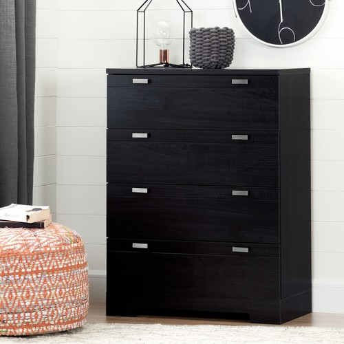 South Shore Reevo 4-Drawer Chest