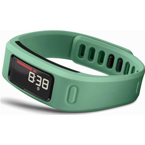 Garmin 010-01225-33 vivofit - Activity tracker - Bluetooth, ANT/ANT+ - 0.9 oz - teal - with heart rate monitor