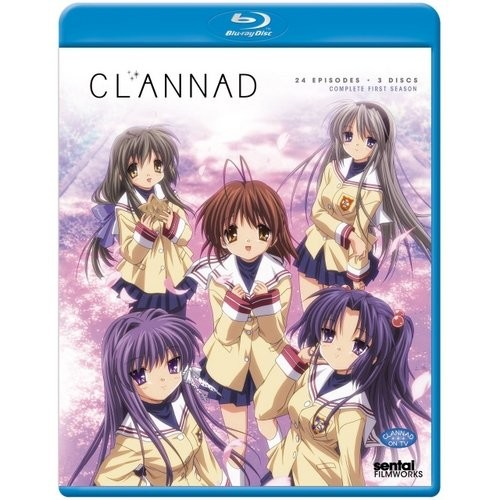 Clannad: Complete Collection [2 Discs] [Blu-ray]