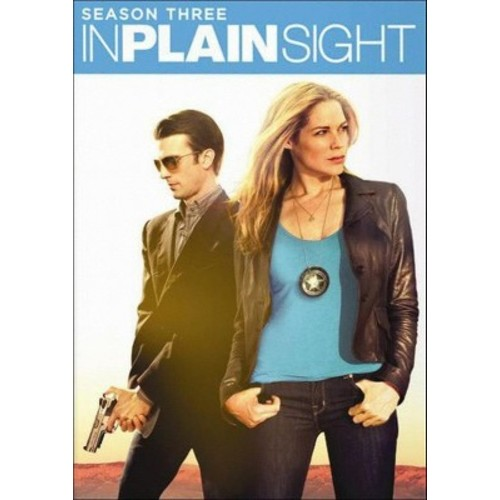 In Plain Sight: Season Three (3 Discs) (dvd_video)