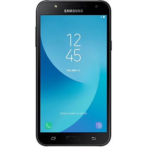 Samsung Galaxy J7 Neo J701M Cell Phone, Black, PSN101011