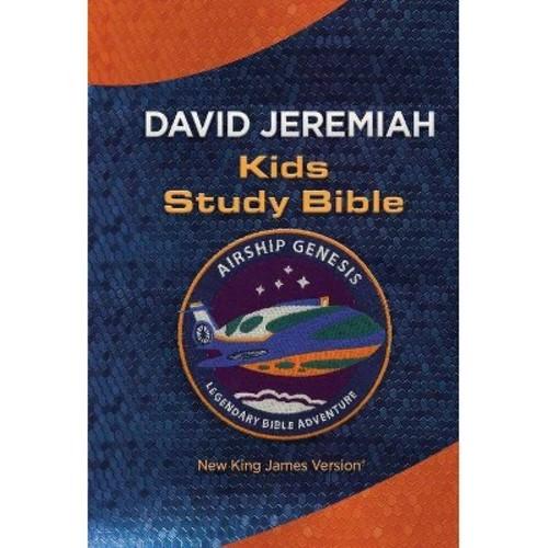 David Jeremiah Kids Study Bible : New King James Version, David Jeremiah Kids Study Bible, Airship