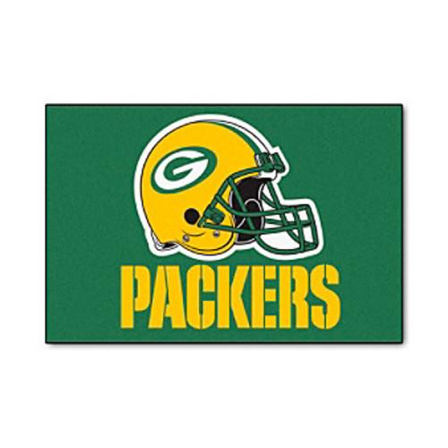 Green Bay Packers FANMATS Football Starter Mat