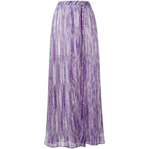 MISSONI Ribbed Detail Flared Skirt