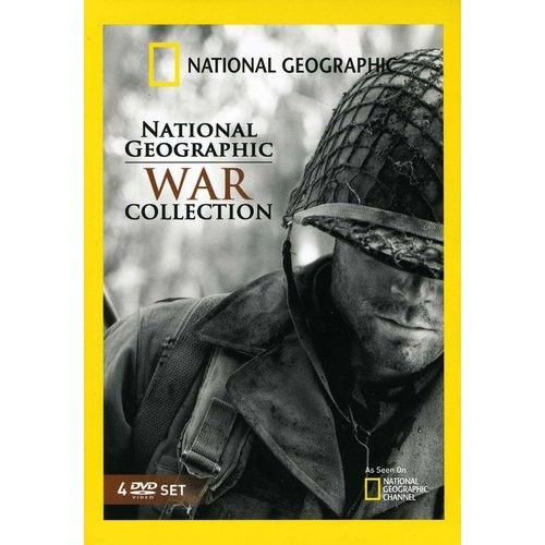 National Geographic War Collection [4 Discs] [DVD]