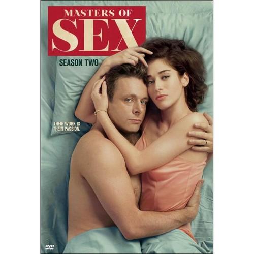 Masters of Sex: Season Two [4 Discs] [DVD]