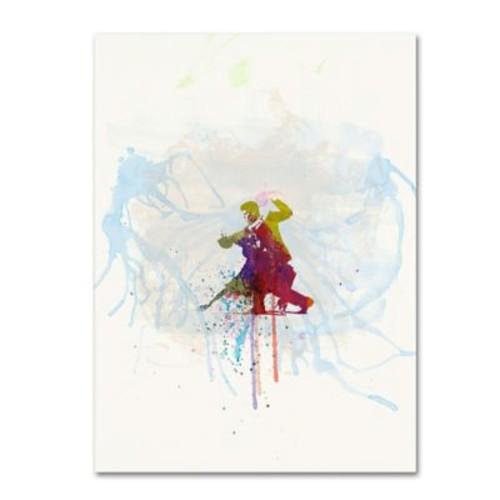 Trademark Fine Art 'Last Dance' 24