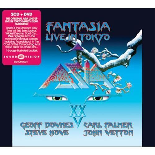 Fantasia: Live in Tokyo [CD & DVD]