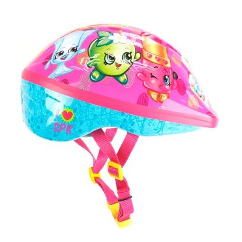 Kids Shopkins Bike Helmet
