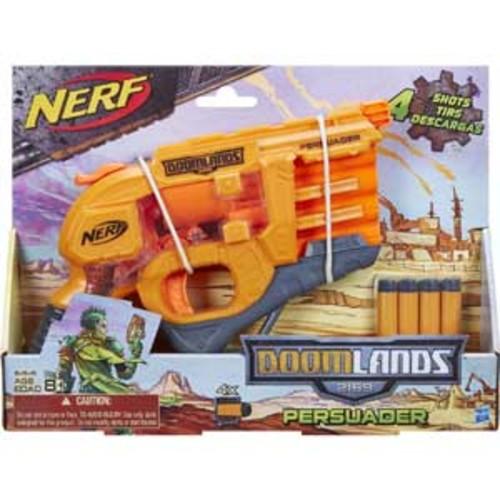 Hasbro Nerf Doomlands 2169 Persuader Blaster