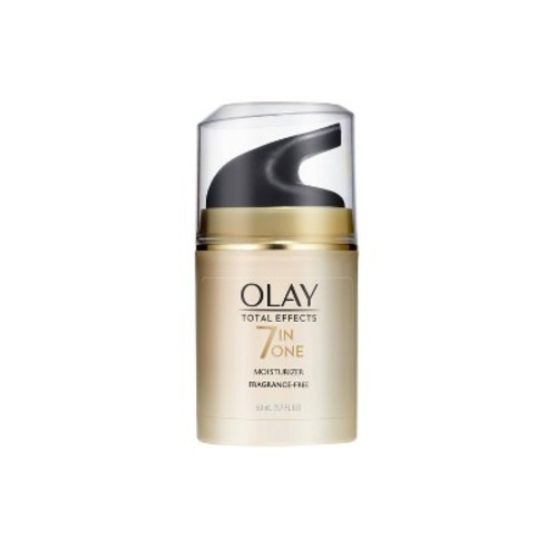 Olay Total Effects Anti-Aging Face Moisturizer, Fragrance-Free 1.7 fl. oz.