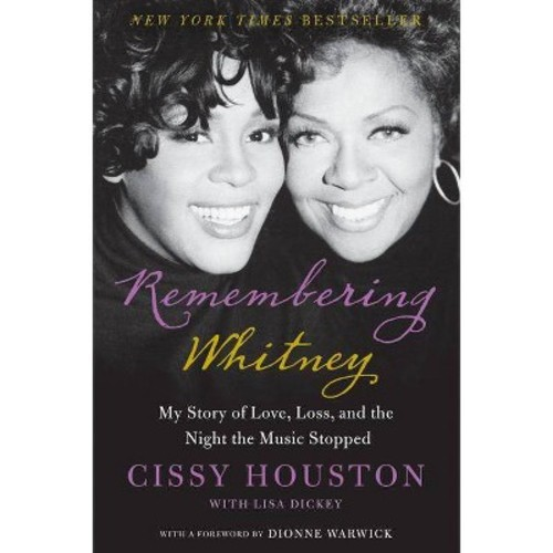 Remembering Whitney (Hardcover) by Cissy Houston