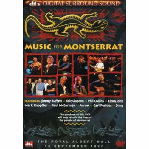 Music for Montserrat DTS/DD5.1/DD2