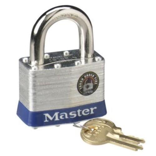 Master Lock Maximum Security Keyed Padlock