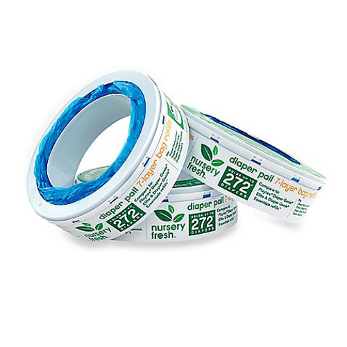 Nursery Fresh 3-Pack Diaper Pail Refills