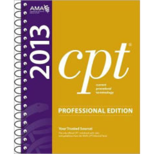 CPT 2013 Professional Edition / Edition 1