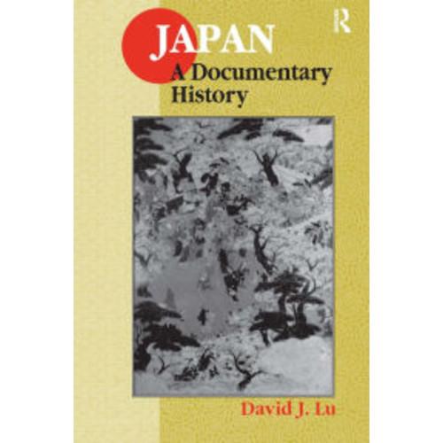 Japan: A Documentary History / Edition 2