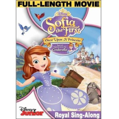 Sofia the First-Once Upon a Princess