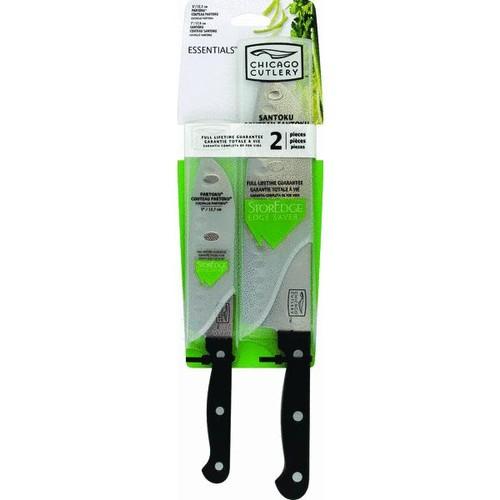 Chicago Cutlery Essentials 2-Piece Knife Set - 1094281