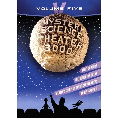 Mystery Science Theater 3000: Volume V [4 Discs] [DVD]