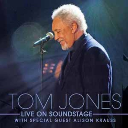 Tom Jones - Live On Soundstage [Audio CD]