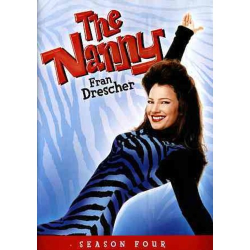 The Nanny: Season Four (DVD)